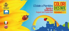 Piombino - calendario eventi estate 2014